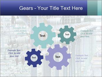 Multiple Power Lines PowerPoint Template - Slide 47