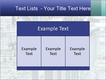 Multiple Power Lines PowerPoint Templates - Slide 59