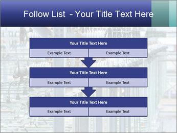 Multiple Power Lines PowerPoint Template - Slide 60