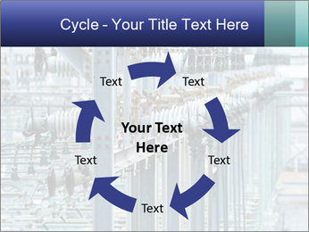 Multiple Power Lines PowerPoint Template - Slide 62