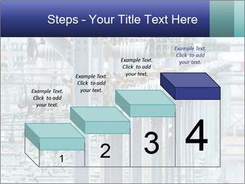 Multiple Power Lines PowerPoint Template - Slide 64