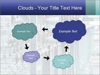 Multiple Power Lines PowerPoint Template - Slide 72