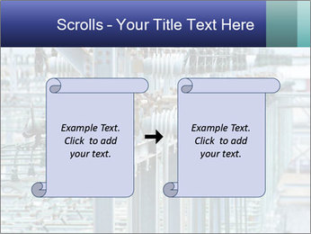 Multiple Power Lines PowerPoint Template - Slide 74