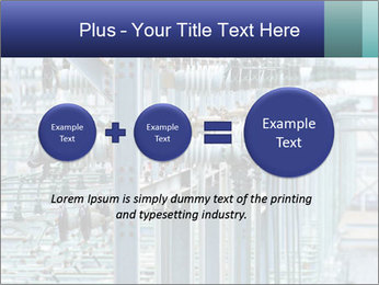 Multiple Power Lines PowerPoint Templates - Slide 75