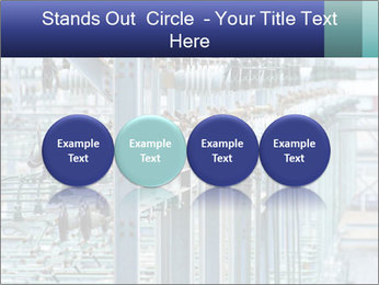 Multiple Power Lines PowerPoint Template - Slide 76