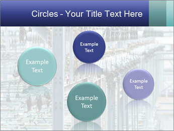 Multiple Power Lines PowerPoint Templates - Slide 77
