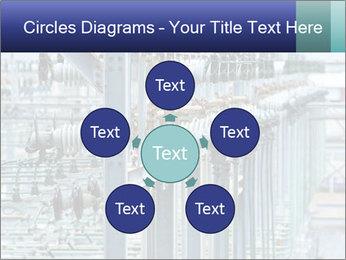 Multiple Power Lines PowerPoint Template - Slide 78