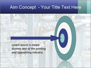 Multiple Power Lines PowerPoint Templates - Slide 83