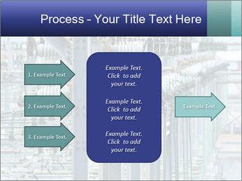 Multiple Power Lines PowerPoint Template - Slide 85