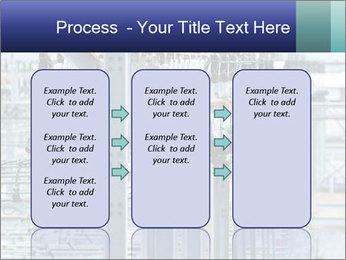 Multiple Power Lines PowerPoint Template - Slide 86