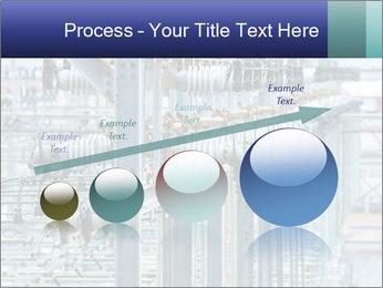 Multiple Power Lines PowerPoint Template - Slide 87