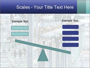 Multiple Power Lines PowerPoint Template - Slide 89