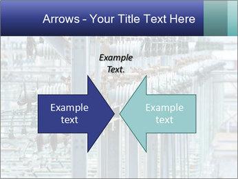 Multiple Power Lines PowerPoint Template - Slide 90