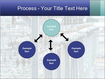 Multiple Power Lines PowerPoint Template - Slide 91