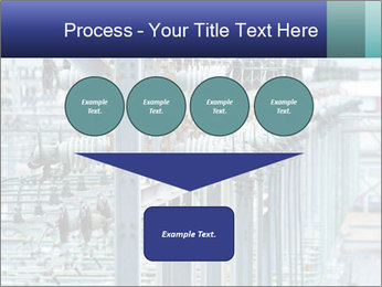 Multiple Power Lines PowerPoint Templates - Slide 93