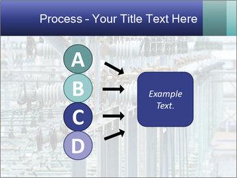 Multiple Power Lines PowerPoint Template - Slide 94