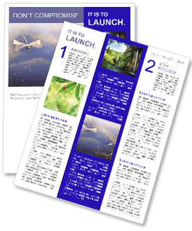 0000092271 Newsletter Templates