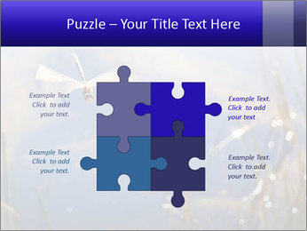 Dragonfly approaching PowerPoint Template - Slide 43