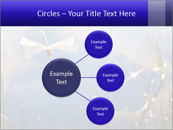 Dragonfly approaching PowerPoint Template - Slide 79