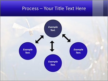 Dragonfly approaching PowerPoint Template - Slide 91