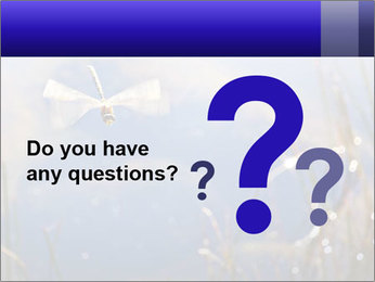 Dragonfly approaching PowerPoint Template - Slide 96
