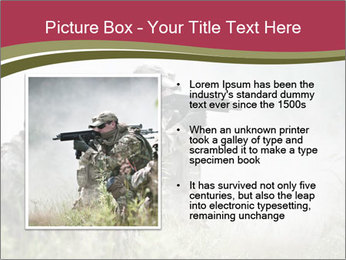 Special forces soldiers PowerPoint Template - Slide 13