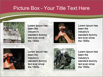 Special forces soldiers PowerPoint Template - Slide 14