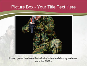 Special forces soldiers PowerPoint Template - Slide 15