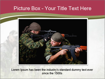 Special forces soldiers PowerPoint Template - Slide 16