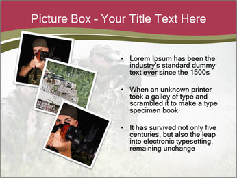 Special forces soldiers PowerPoint Template - Slide 17