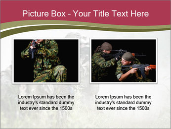 Special forces soldiers PowerPoint Template - Slide 18
