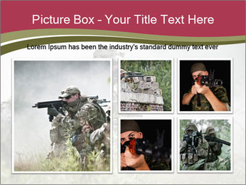 Special forces soldiers PowerPoint Template - Slide 19