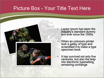 Special forces soldiers PowerPoint Template - Slide 20