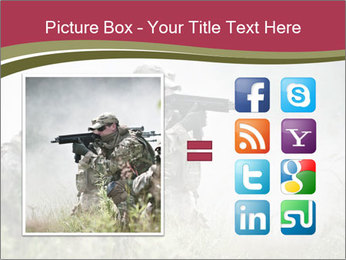 Special forces soldiers PowerPoint Template - Slide 21