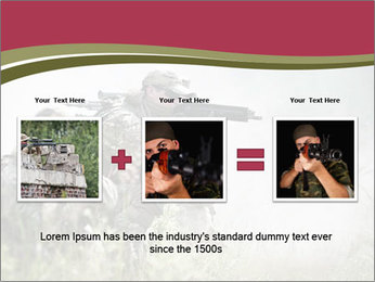 Special forces soldiers PowerPoint Template - Slide 22