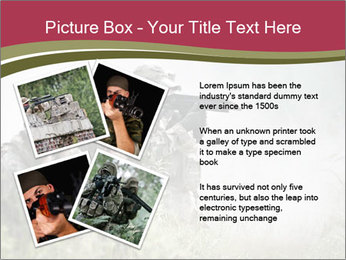 Special forces soldiers PowerPoint Template - Slide 23