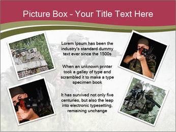 Special forces soldiers PowerPoint Template - Slide 24