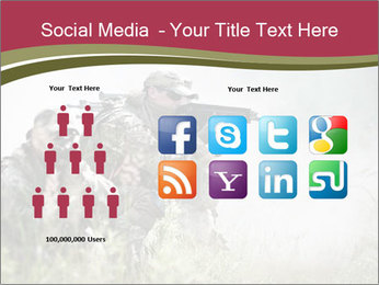 Special forces soldiers PowerPoint Template - Slide 5