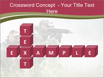 Special forces soldiers PowerPoint Template - Slide 82