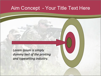 Special forces soldiers PowerPoint Template - Slide 83