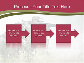 Special forces soldiers PowerPoint Template - Slide 88