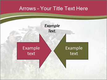 Special forces soldiers PowerPoint Template - Slide 90