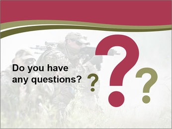 Special forces soldiers PowerPoint Template - Slide 96