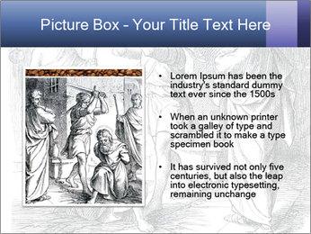 Christian Religion PowerPoint Template - Slide 13