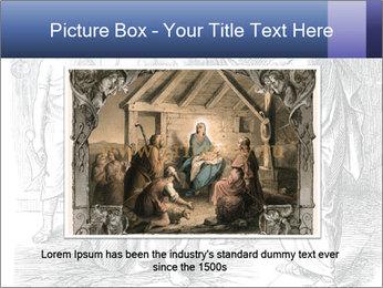 Christian Religion PowerPoint Template - Slide 16