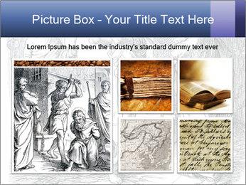 Christian Religion PowerPoint Template - Slide 19