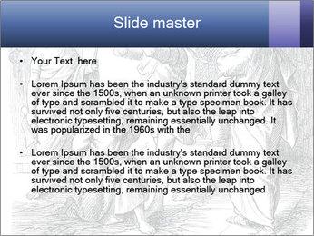 Christian Religion PowerPoint Template - Slide 2