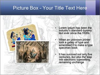 Christian Religion PowerPoint Template - Slide 20