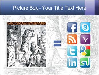 Christian Religion PowerPoint Template - Slide 21