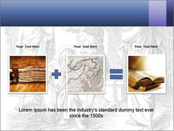 Christian Religion PowerPoint Template - Slide 22
